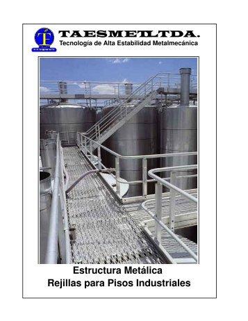 Catalog de Rejillas - TAESMET LTDA