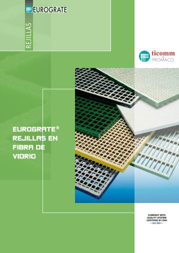 Descargar PDF - Eurograte Rejillas