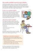 Manual de la espalda - Costco Benefits - Page 2