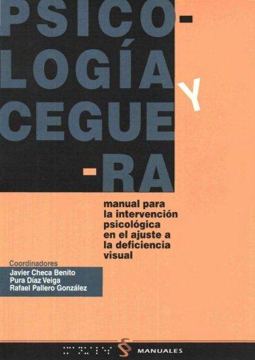 Psicología y ceguera - Servicio de Información sobre Discapacidad ...