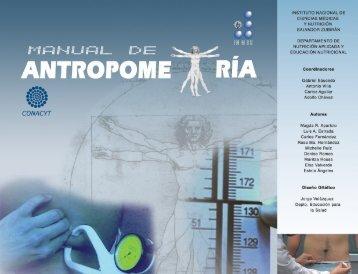 Manual de Antropometría