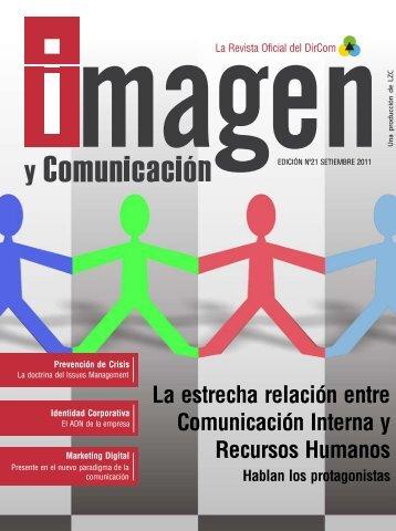 La estrecha relación entre Comunicación Interna y ... - Red DirCom