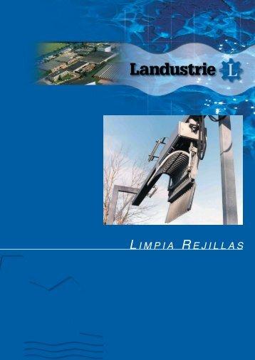 limpia rejillas - Landustrie