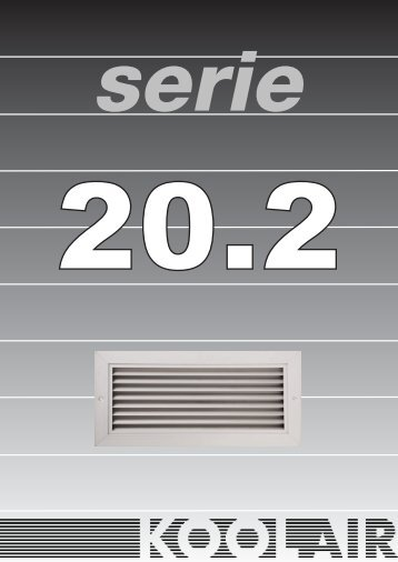 Serie 20.2 - Koolair