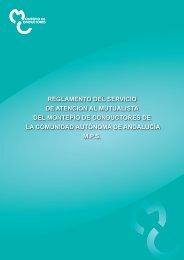 reglamento del servicio de atencion al mutualista del montepío de ...