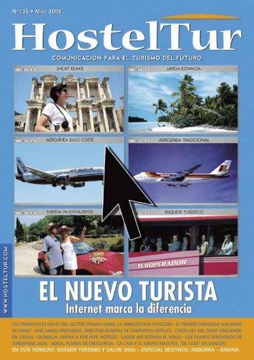 en este número: dossier turismo y salud 2005 - Hosteltur.com