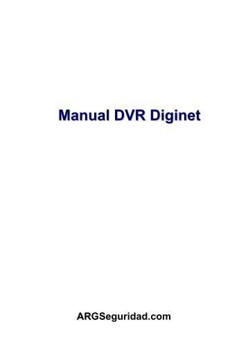 Manual Site 4.120 (Español) - ARGSeguridad