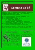 Domingo V do Tempo Comum - Paróquia São Domingos de Benfica - Page 2