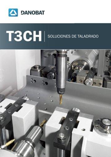 DESCARGAR EN PDF Taladros T3CH - DanobatGroup