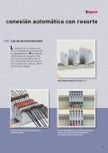 Nuevas bornas VikingTM 3 la innovación - Legrand - Page 7