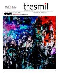 Suplemento Cultural Tres Mil en formato PDF - Diario Colatino