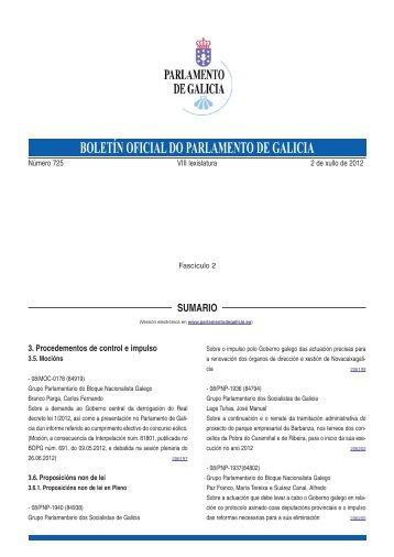 Maquetación 1 - Parlamento de Galicia