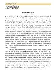 PENEDO DE ALDUXE Cando lin en lady ... - Culturagalega.org