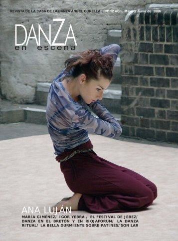 ANA LUJÁN - Casa de la Danza