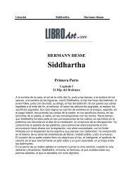 Siddhartha - AMPA Severí Torres