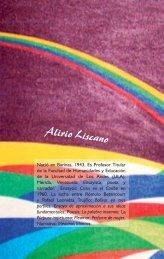 Alirio Liscano - Saber ULA