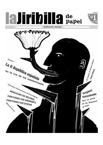 LaIIRepúblicaespañola - La Jiribilla