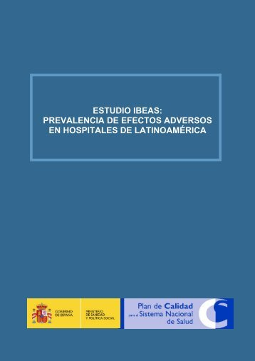 Estudio IBEAS. Prevalencia de efectos adversos en ... - Noble