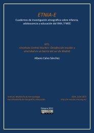 ETNIA-E - Universidad Autónoma de Madrid