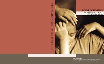 informe mundial sobre la violencia contra los niños y niñas - CRIN