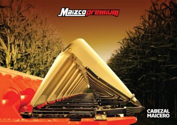 Folleto - Maizco