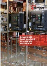 soluciones para montaje de cuadros eléctricos - Dielectro Industrial