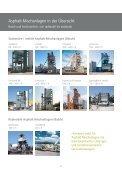 Produkteübersicht Asphalt-Mischanlagen ... - Ammann Group - Seite 6