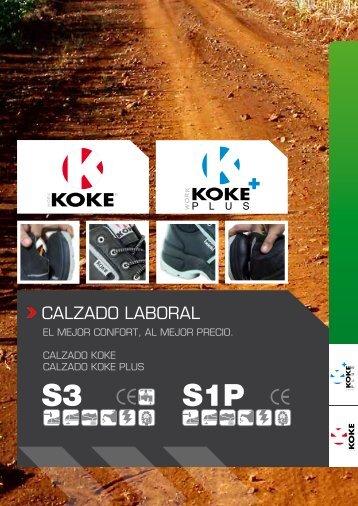 Calzado Laboral Koke - Makuiland