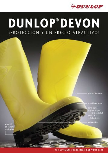 Dunlop Devon - Nova Protec
