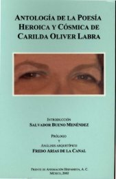 antología de la poesía heroica y cósmica de carilda oliver labra