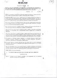 Resolución SEAM N° 428-08 POR LA CUAL, SE AUTORIZA ... - IDEA