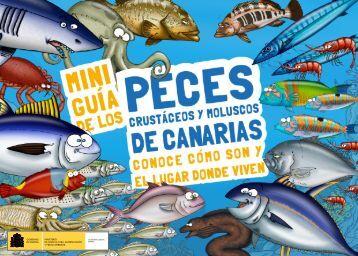 Miniguía de los peces, crustáceos y moluscos de - Ministerio de ...