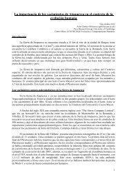 La importancia de los yacimientos de Atapuerca en ... - Hartu Emanak