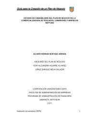 Guía para la Creación de un Plan de Negocio - Institución ...