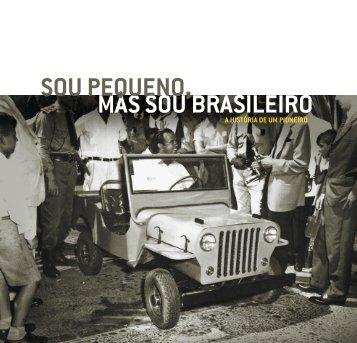 clique aqui e - Sou Pequeno, Mas Sou Brasileiro