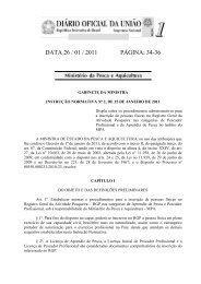 DATA 26 / 01 / 2011 PÁGINA: 34-36 - Secretaria do Meio Ambiente