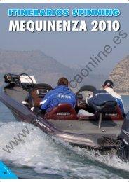 MEQUINENZA 2010 - Solopescaonline.es