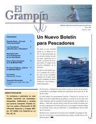 Formato Grampin final Vol1-marzo - de Pescador a Pescador