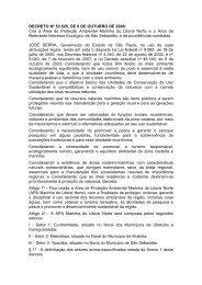 Decreto Estadual N° 53.525 de 8/10/2008 - Ibama