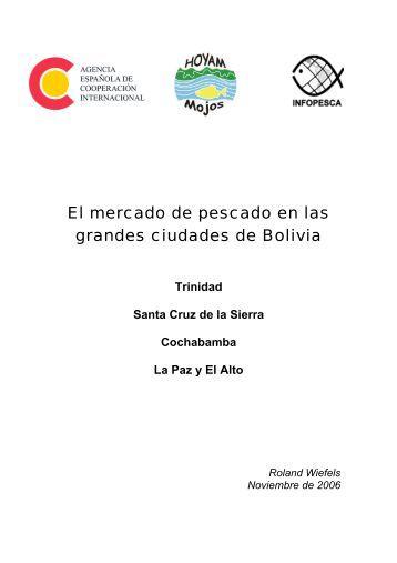Estudio del mercado de pescado en Bolivia.pdf - Infopesca