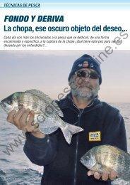 técnicas de pesca - Solopescaonline.es