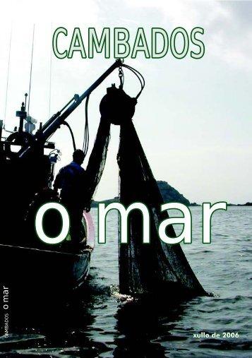 O mar en Cambados - Adela Leiro