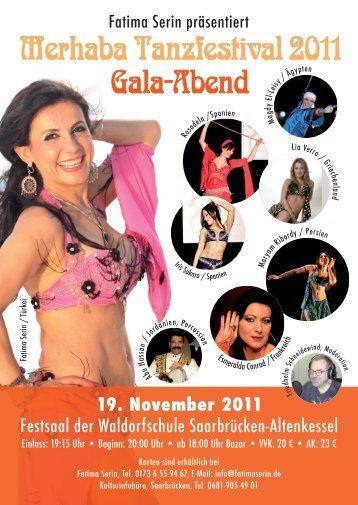 Merhaba Tanzfestival 2011 Gala-Abend - Sakkara