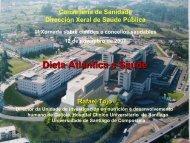 Dieta Atlántica E Saúde - Sergas