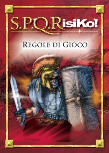 S.P.Q.RisiKo! - Editrice Giochi