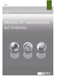 Módulo 24: Subvenciones del Gobierno - International Accounting ...