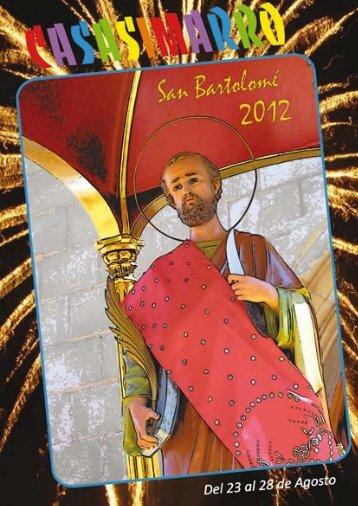 Libro_Fiestas_Casasimarro_2012 - Ayuntamiento de Casasimarro