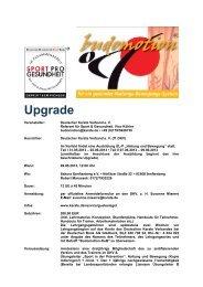 Ausschreibung QS-Budomotion-HuB 09.06.2013 ... - Sakura Fitness