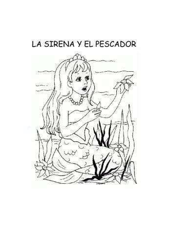 LA SIRENA Y EL PESCADOR - Josa y sus cuentos