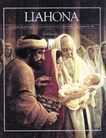 Liahona 1988 Diciembre - LiahonaSud
